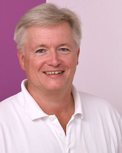 Achim Schröder: Medizinproduktberater, Experte für SanaCare, IHHT und HRV