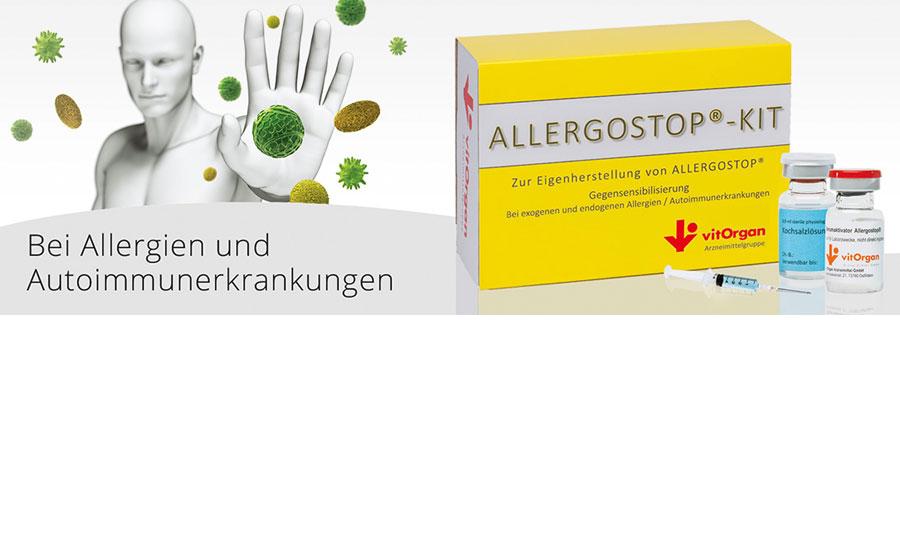 ALLERGOSTOP®-KIT von Viitorgan