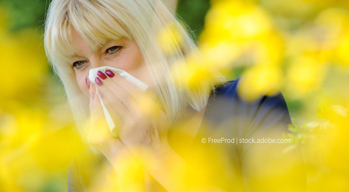 Pollen im Anmarsch!